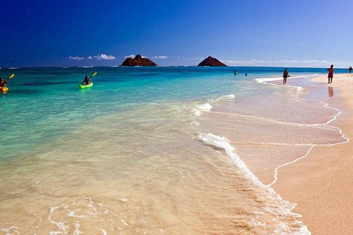 Your Private Cottage Awaits You in Kailua Beach!!