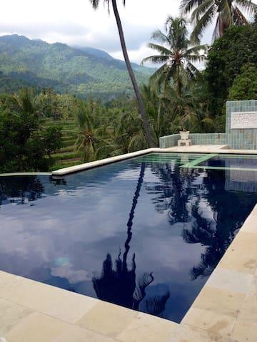 Villa Lotus 4 - Kamboja suite - Sudaji - Bed & Breakfast