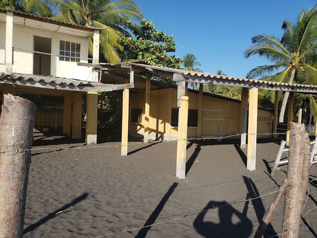 Casa en la playa seguro y privado!!!!