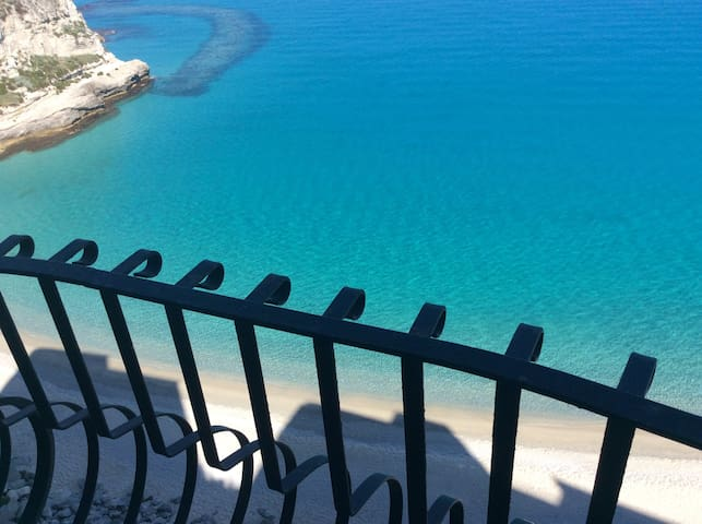 Tropea's top location best sea view - Tropea - Huis