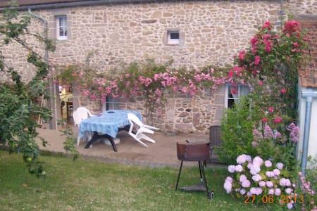Gîte dans maison de pierre, La Hague - Saint-Germain-des-Vaux - บ้าน