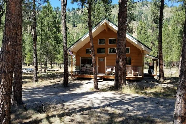 Deb's Lowman Cabin