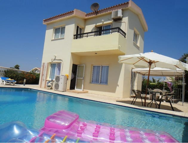 Luxury 2 bed villa by the sea with private pool - Ayia Napa - Vila