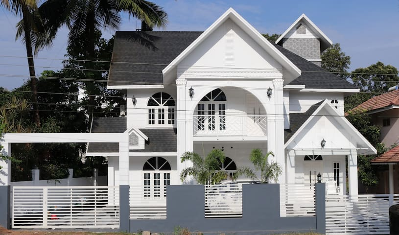 Super Luxurious  House in Caritas ,Kottayam
