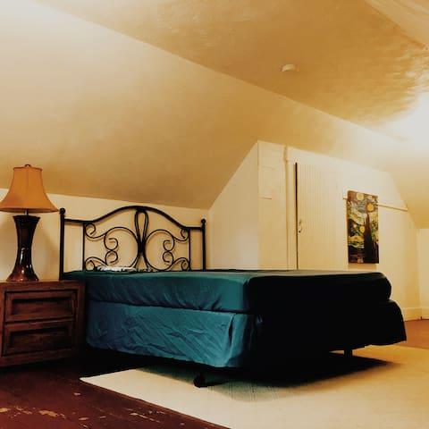 Comfy house in Victorian Village - Колумбус - Таунхаус
