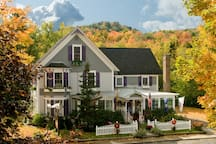 JAY PEAK: Free Breakfast - Green Mountain Suite @ Safe, Inspected, REAL B&B