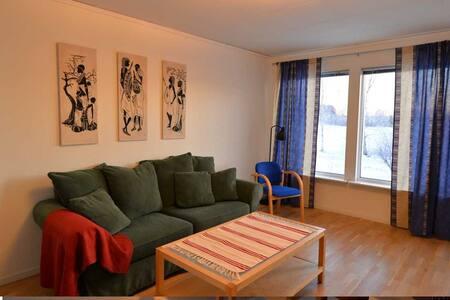 Trevlig lägenhet i Håkmark