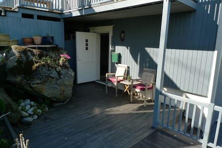 Koselig leilighet i hyggelig hus i Stamsund - Stamsund - Appartement