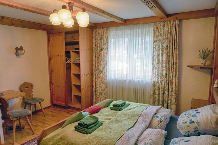 Budget Room in Authentic Austrian style Montahaus3