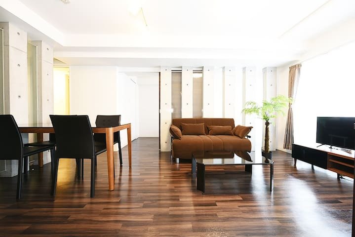 (1013)Stylish apartment with ocean view in Otaru