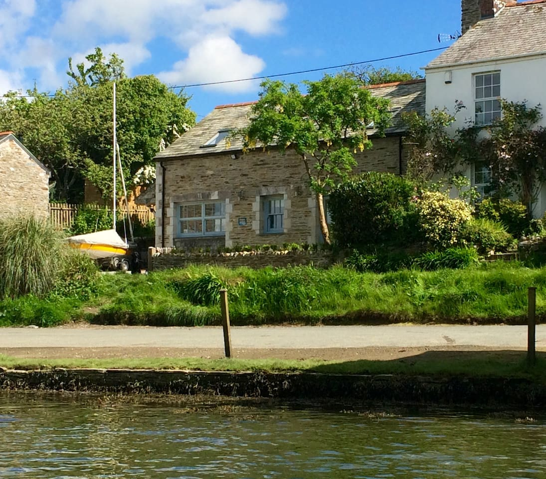 Penn Barn from the water