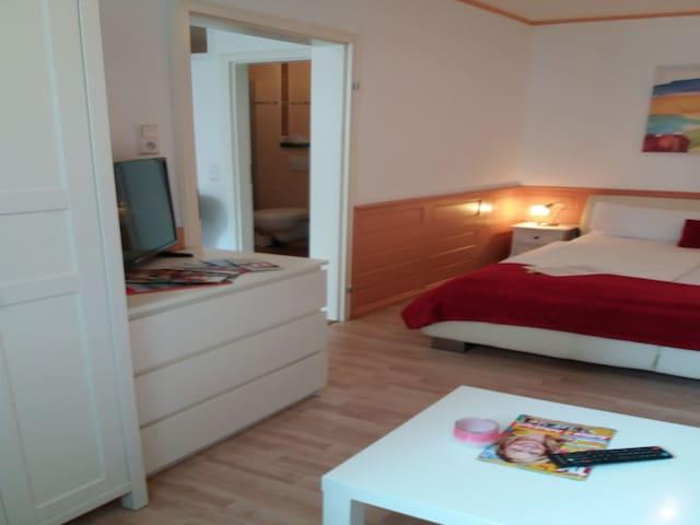 Seenaah auf der Insel, (Lindau am Bodensee), Ferienwohnung 10, 30qm, 1 Schlafzimmer, 1 Wohn-/Schlafzimmer, max. 2 Personen