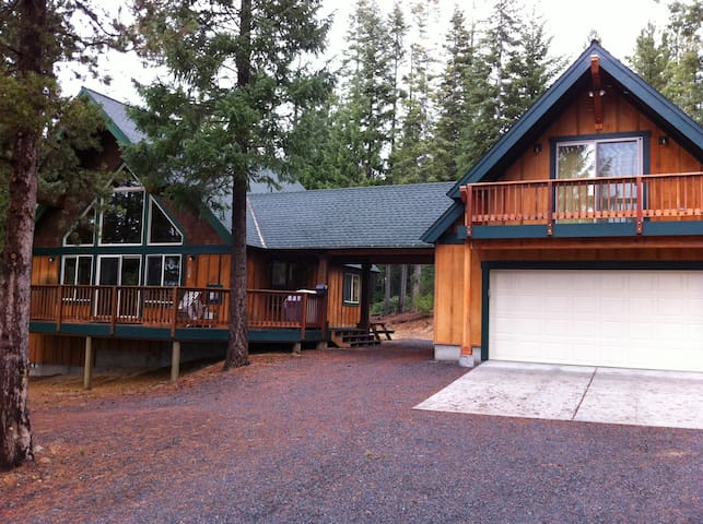Beautiful Cabin w/in Minutes of Outdoor Recreation