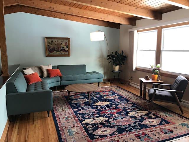 Peaceful Getaway Suite