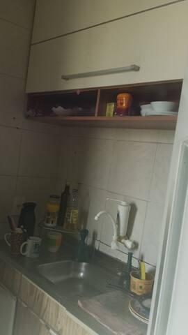 sala 2 quartos ao lado Rock in Rio e Rio Centro..
