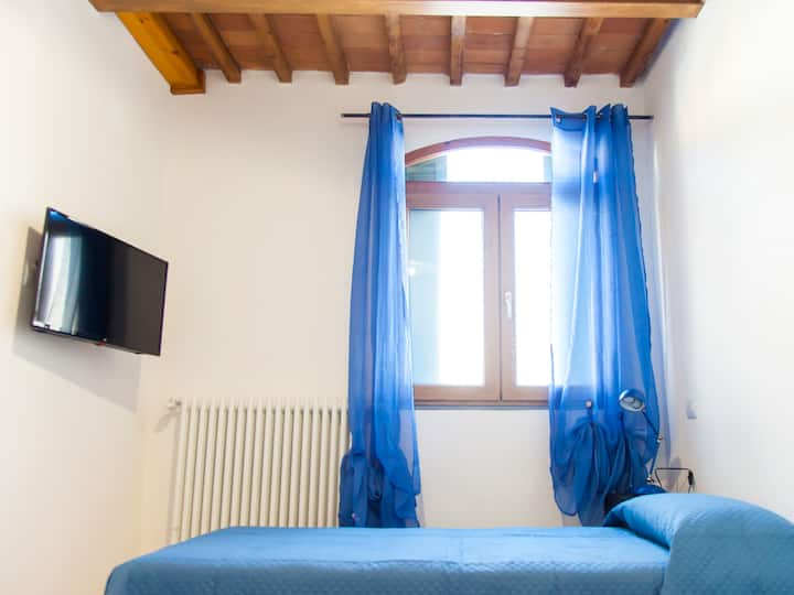 """a dù passi """"blue room"""""""