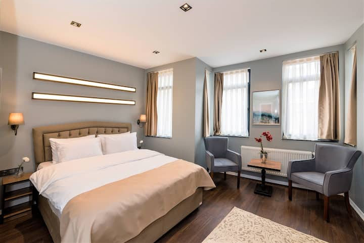 Deluxe Flat for Comfort - Near Galata Tower