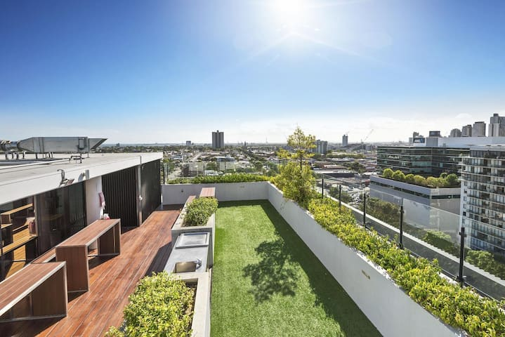 Modern City Style Apartment Near Botanic Gardens