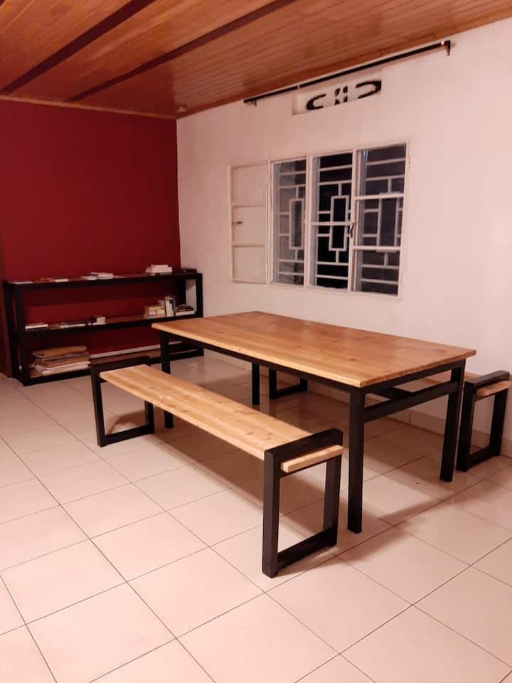 Comfy and relaxed double bedroom in Kibagabaga(R2)