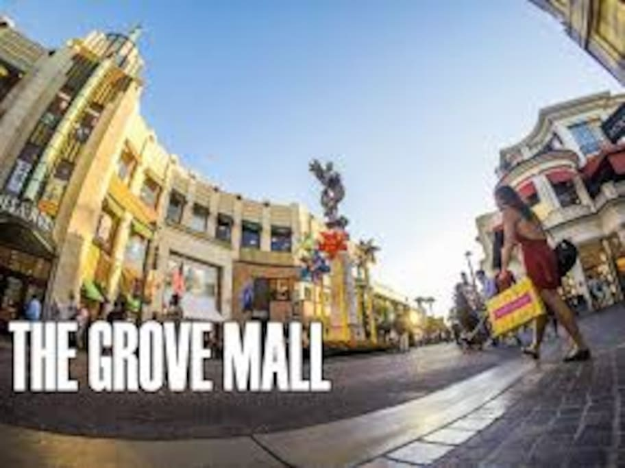Movies at The Grove
