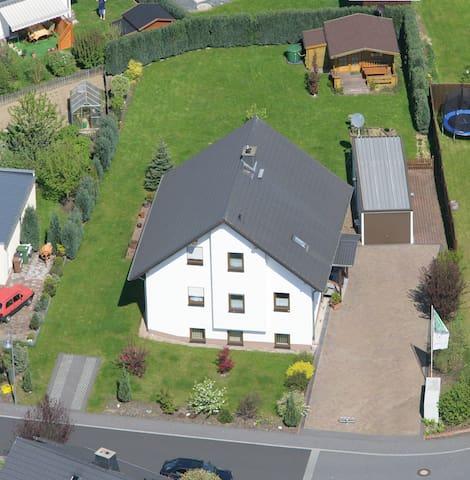 Ferienwohnung RELAX     Westerwald - Herschbach - Talo