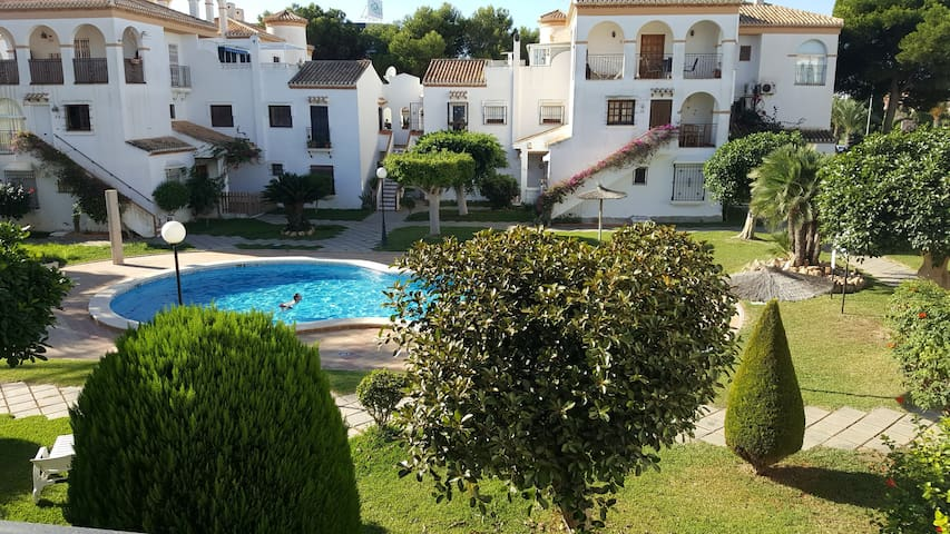 Location!Location!Location! Lovely Apt near Beach - Orihuela - Huoneisto