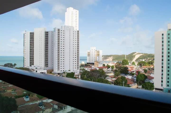 Premium Flat Vida Calma - Ponta Negra