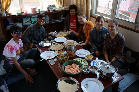 A Place to feel Home in Kathmandu - Welcome at Project Volunteer Nepal!