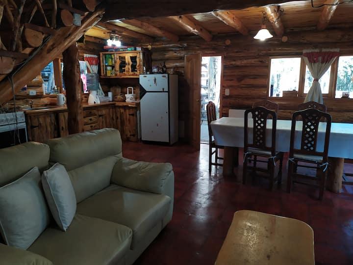 Cabaña cómoda y exclusiva en Lago Futalaufquen