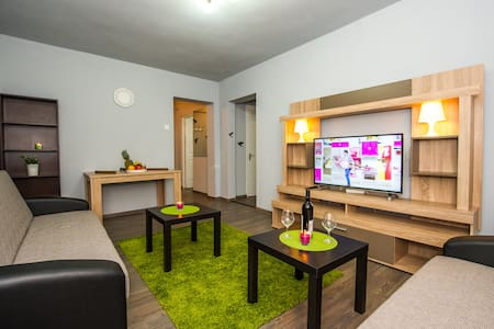 Cozy apartament wi fi , AC - Bucharest