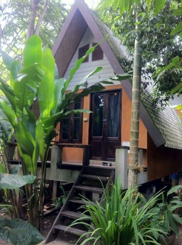Bungalow with AC in Pai Walking st.