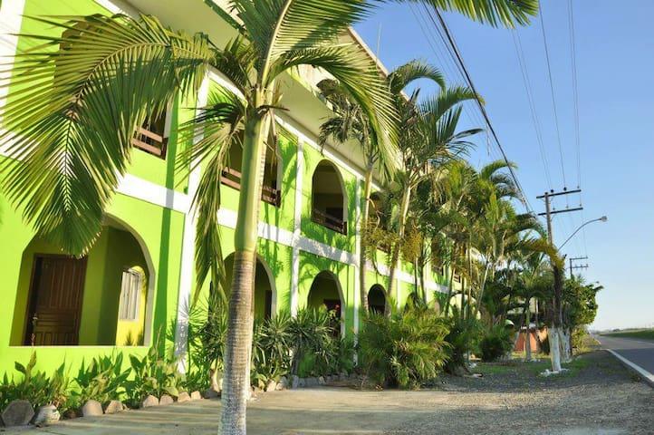 Hotel Pousada Paulista  - Barra Velha SC - Tabuleiro