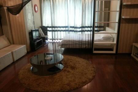中湾国际YAD酒店式公寓(Middle Bay International short rent ) - Beijing - Apartemen
