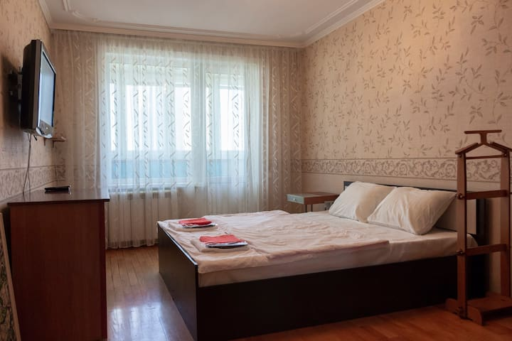 Apartment on Sokolniky Moscow
