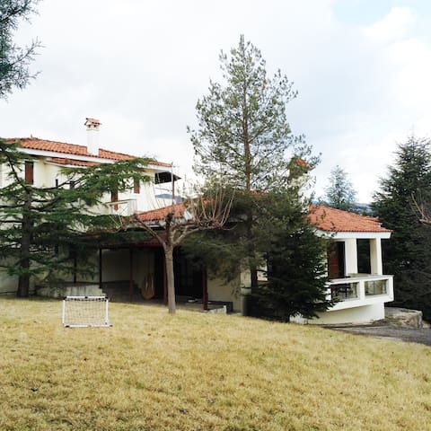 Kiki's House on the Hill close to Spa - Giannitsou - Casa