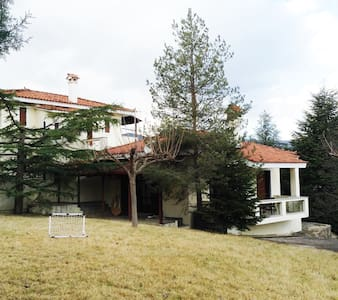 Kiki's House on the Hill close to Spa - Giannitsou - Σπίτι