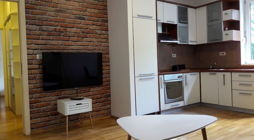 Apartment in the Heart of Downtown - Podgorica - Apartament