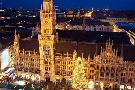Central place in Munich - Munich