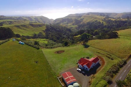 Tasman Lodge - Beautiful sea views! - Awhitu