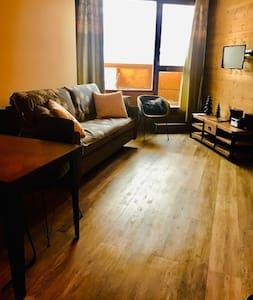 Appartement Val d'Isère centre avec vue splendide
