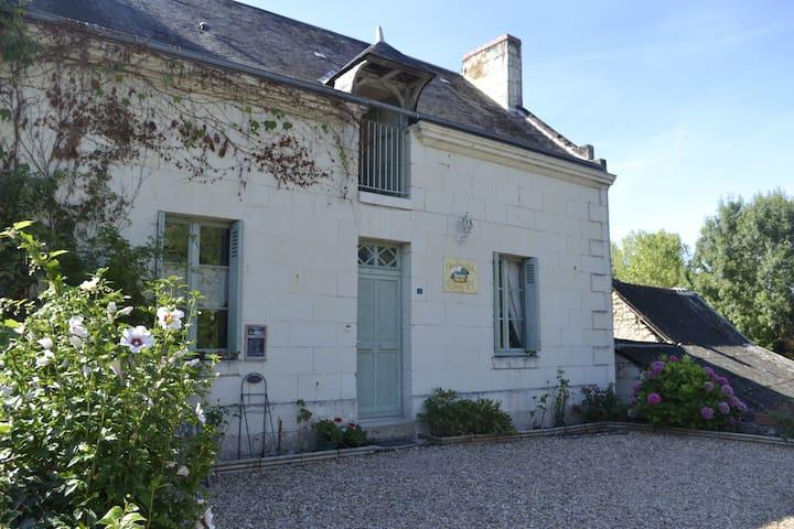 Chambre en bord de Loire