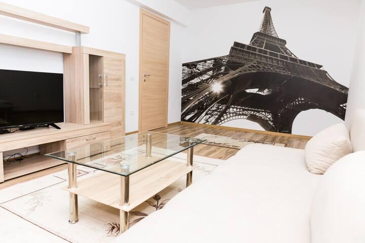 Grand'Or Paris Apartment - Oradea