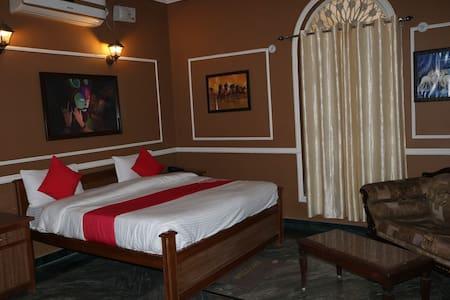 Madhu Vilas Sariska with super deluxe rooms