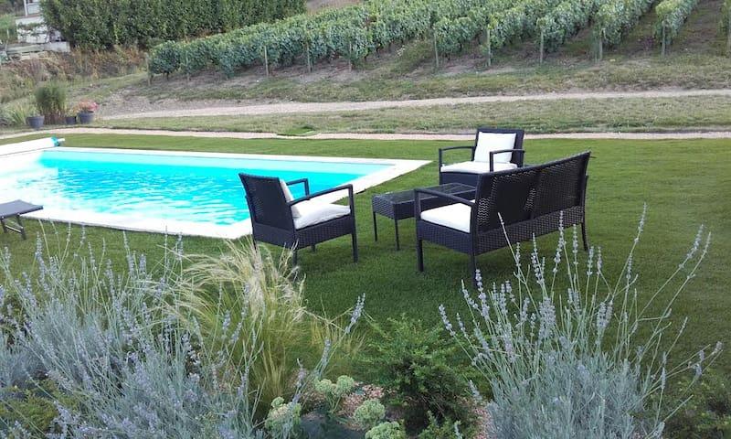 Superbe gite, piscine, bien-être et relaxation