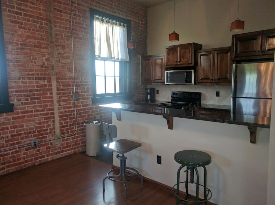 Downtown Norman Loft Lofts For Rent In Norman Oklahoma United States