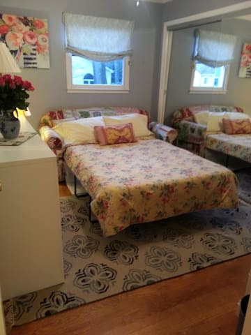 A Bright & Sunny Room - McLean - House