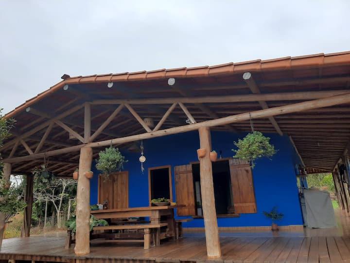 Casa Rural com acesso ao Rio Preto