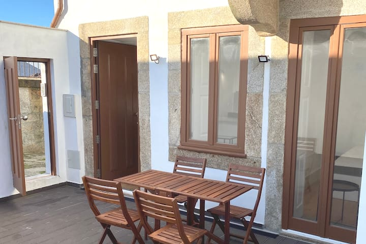 OportodowntownviewLapa-Large Terrace -Easy parking