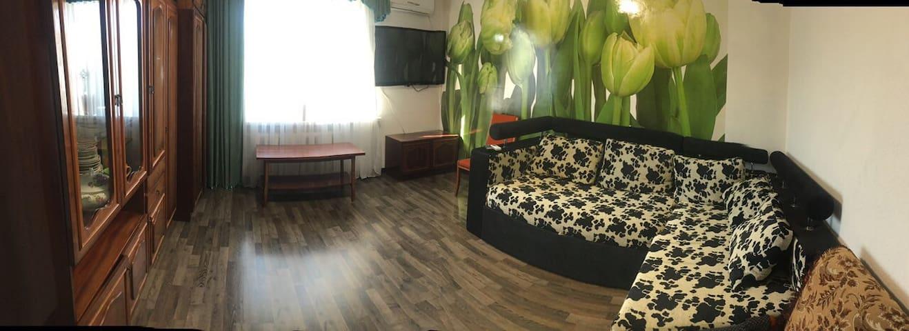3-х комнатная квартира возле моря