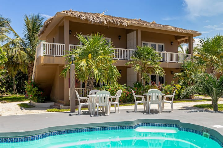 Sapphire Beach Resort 1 Bedroom Pool View Villa located in quiet secluded resort! (01B)